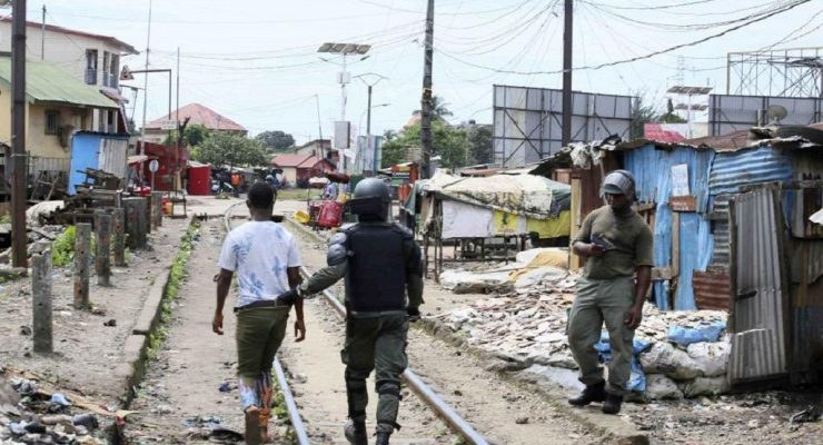 Guinea: several hundred West African nationals arrested