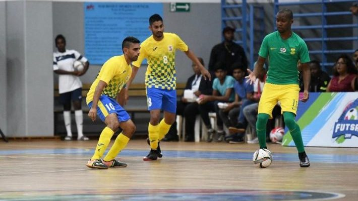ELIM CAN FUTSAL 2020: OPTION FOR SOUTH AFRICA, LIBYA AND ANGOLA