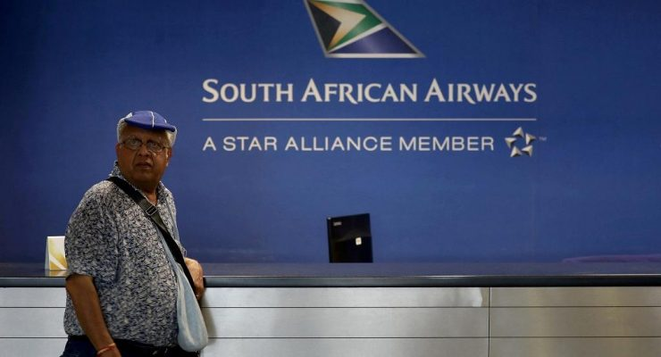 $ 272 million to save South African Airways