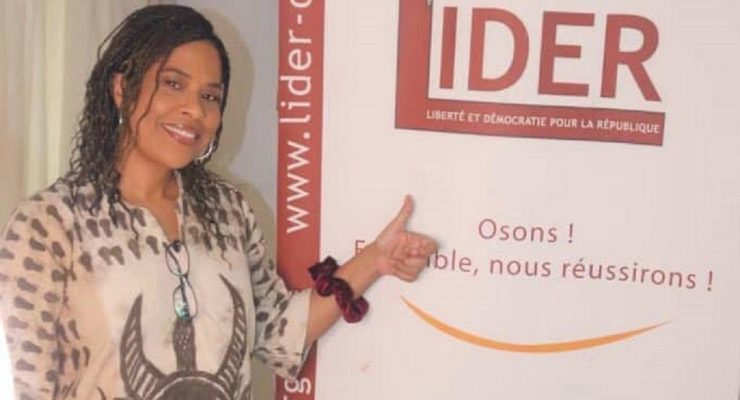 Cameroonian activist Nathalie Yamb expelled from Ivory Coast
