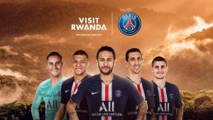 Football Tourism Rwanda makes PSG its new partner