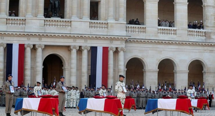 French still in favor of French intervention in Mali