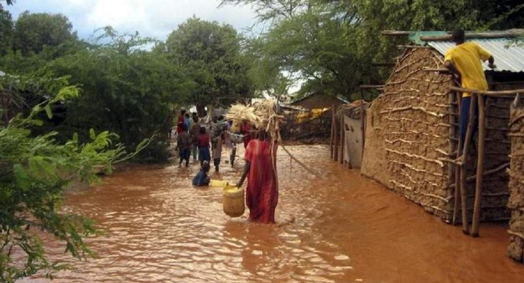 Kenya Floods a large envelope for victims and reconstruction