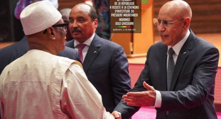 Mauritania ruling party ends Mohamed Ould Abdel Aziz era
