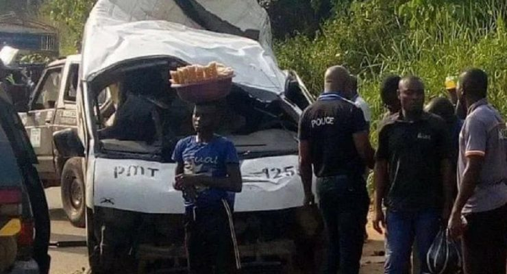 Nigeria 28 dead in northern road accident