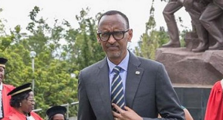 Paul Kagame not leaving for the 2024 elections