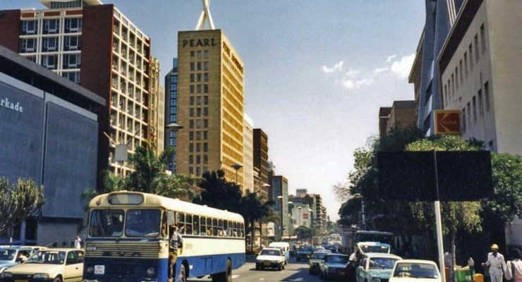 Zimbabwe Five dead in Harare traffic accident