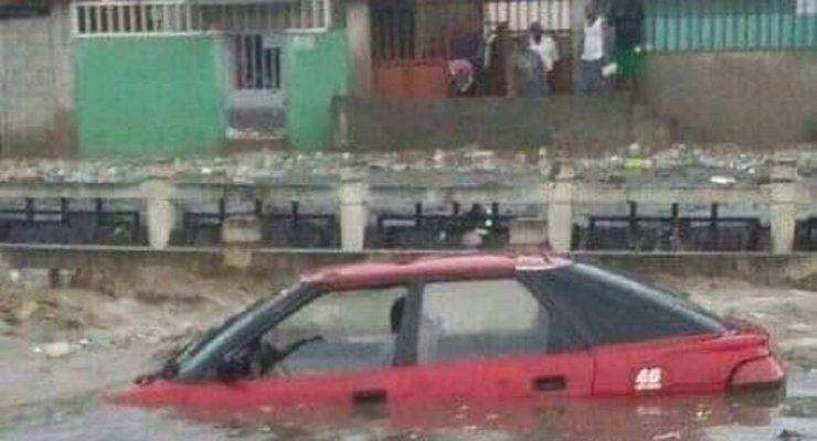 Angola 41 dead in torrential rain in less than 24 hours this week