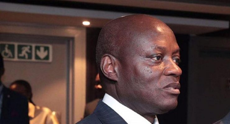 Bissau outgoing president in tears calls for the return of stability
