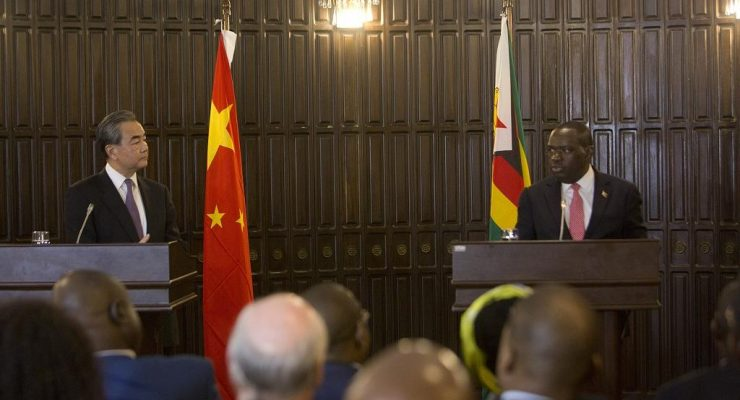 Chinese Premier In Zimbabwe Calls For Abolition Of Sanctions
