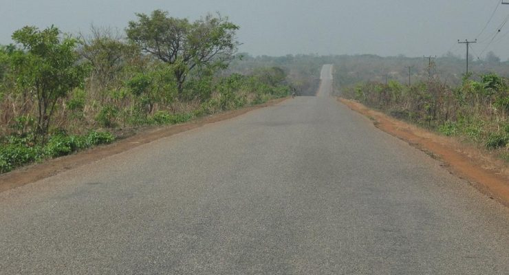 Ghana 34 killed in road accident