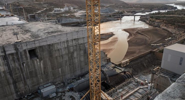 Great dam of the Nile a preliminary agreement concluded between Egypt, Ethiopia and Sudan