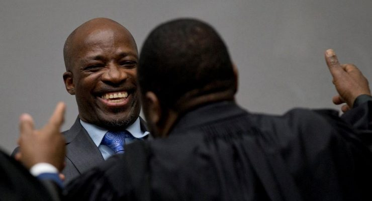 Ivory Coast Blé Goudé reaches out to the President for reconciliation
