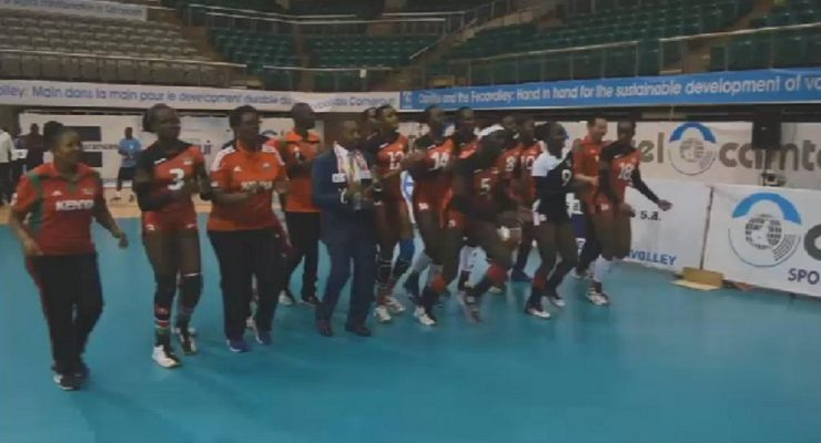 Volleyball Kenya Qualifies For 2020 Olympics
